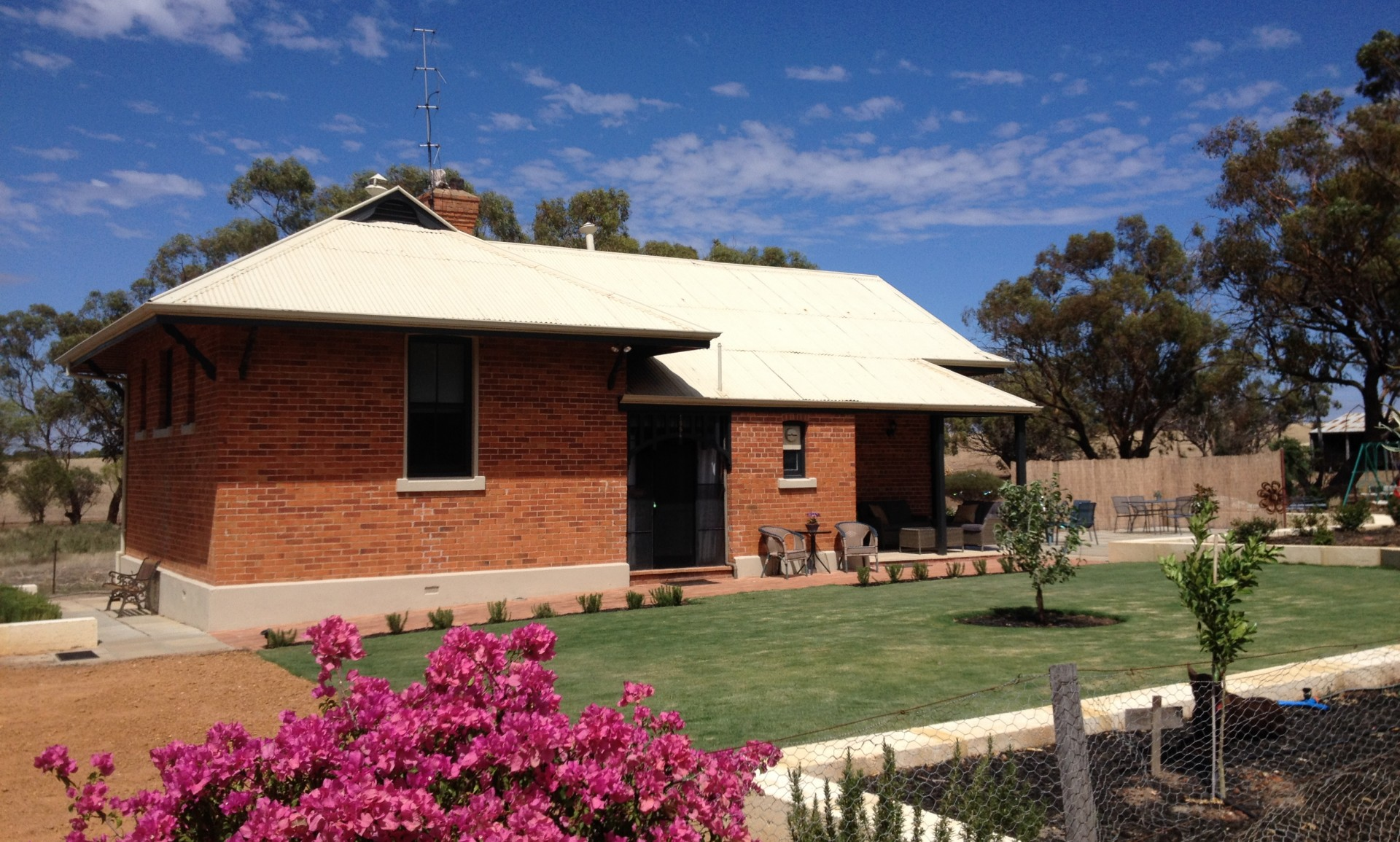Quellington School House Farmstay